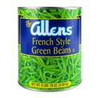 #10 Can French Style Green Beans - 6/Case