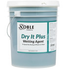 Noble Chemical 5 Gallon Dry It Plus Rinse Aid for High Temperature Dish Machines - Ecolab® 11817 Alternative