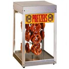 Countertop Pretzel Warmers and Pretzel Merchandisers