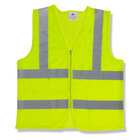 Lime Class 2 High Visibility Safety Vest - XL