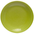 Homer Laughlin 465332 Fiesta Lemongrass 9 inch Luncheon Plate - 12 / Case