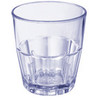 GET 9955-1-BL 5.5 oz. Blue Break-Resistant Plastic Bahama Tumbler - 72/Case