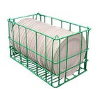 24 Compartment Catering Plate Rack for Plates up to 10 inch - Wash, Store, Transport