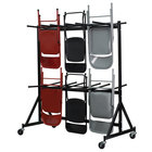 Hanging Folding Chair Truck - Holds 84 Chairs