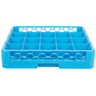 Carlisle RC2014 20 Compartment Tilted Cup Rack