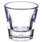 GET SW-1425 (SW1425) 1 oz SAN Plastic Shot Glass 24/Case