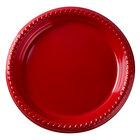 Colorful Plastic Plates