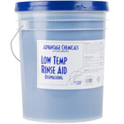Advantage Chemicals 5 Gallon Low Temperature Dish Washing Machine Rinse Aid