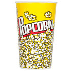 Carnival King 64 oz. Popcorn Bucket - 45/Pack