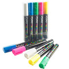 Cal-Mil 240 Wet Erase Markers for Write-On Products 5 Count