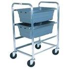 Winholt AL-L-3 Aluminum Lug Rack - 3 Lug Capacity
