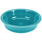 Homer Laughlin 461107 Fiesta Turquoise 19 oz. Medium Bowl - 12 / Case