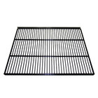 True 909455 Black Coated Wire Shelf - 22 15/16 inch x 20 9/16 inch