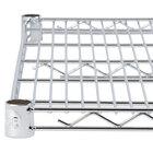 Regency 21 inch x 42 inch NSF Chrome Wire Shelf