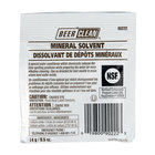 Diversey 990222 Beer Clean Mineral Solvent 0.5 oz. Packet - 100/Case
