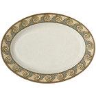 GET OP-630-MO Mosaic Oval Platter - 6/Pack