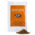 Ellis Freeze Dried Decaf Coffee Packets   - 100/Box