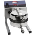 Nemco 7020A-1S SilverStone Non-Stick Belgian Waffle Maker with Fixed Grids - 120V