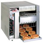 APW Wyott BT-15-3 Bagel Master Conveyor Toaster with 3 inch Opening