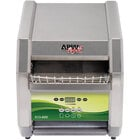 APW Wyott ECO-4000 QST 500E 10 inch Wide Conveyor Toaster with 1 1/2 inch Opening and Electronic Controls