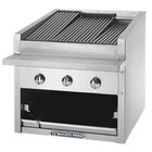 Bakers Pride C-36GS 36 inch Glo Stone Charbroiler - 144,000 BTU