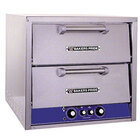 Bakers Pride DP-2BL Brick Lined Electric Countertop Oven - 5050W