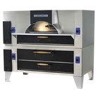 Bakers Pride FC-516/DS-805 IL Forno Classico Double Deck Gas Oven - 48 inch