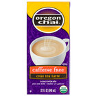 Oregon Chai Caffeine-Free Original Chai Concentrate - 32 oz.