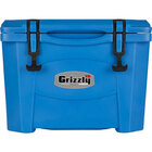 Blue 16 Qt. Extreme Outdoor Grizzly Merchandiser / Cooler