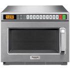Panasonic NE-21523 Stainless Steel Commercial Microwave Oven - 208/230-240V, 2100W