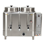 Curtis RU-300-20 Automatic Twin 3 Gallon Coffee Urn - 208/220V