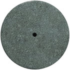 Grosfillex 99881025 42 inch Granite Green Round Molded Melamine Outdoor Table Top with Umbrella Hole