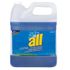 2 Gallon Diversey 95769100 All High Efficiency Liquid Laundry Detergent - 2/Case