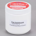 Great Western Great Floss 1 lb. Pink Bubble Gum Cotton Candy Concentrate Sugar