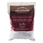 Sweet French Vanilla Cappuccino Mix - (6) 2 lb. Bags / Case