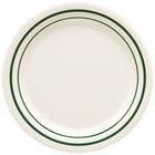 GET BF-010-EM Emerald 10 inch Plate - 12 / Case