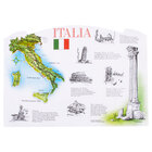 Hoffmaster 310643 10 inch x 14 inch Italia Paper Placemat - 1000 / Case