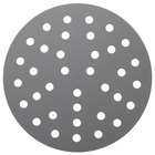 American Metalcraft 18916PHC 16 inch Perforated Pizza Disk - Hard Coat Anodized Aluminum