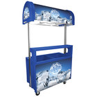 Blue ICC-1 Jr. 2050 216 Qt. Illuminated Concessionaire
