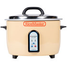 Town 56824 25 Cup Electric Rice Cooker / Warmer - 230V, 1500W