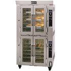 Doyon JA14G Jet Air Double Deck Gas Bakery Convection Oven - 130,000 BTU