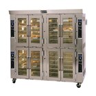 Doyon JA28 Jet Air Double Deck Electric Convection Oven - 43 kW