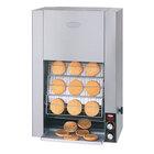 Hatco TK-155B Toast King Vertical Conveyor 3 Part Bun Toaster