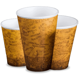 Custom Fusion Cups