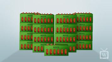 Avantco JBC50 Beer Bottle Cooler