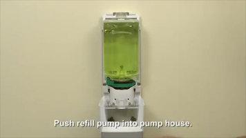 GOJO® ADX-12 Manual Soap Dispenser: Refill