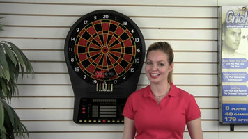 Arachnid CricketPro 800 Electronic Dart Board