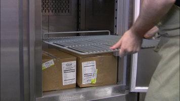Features of the Avantco CFD 2 Door Reach In Refrigerator