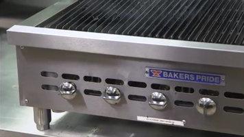 Bakers Pride Charbroilers