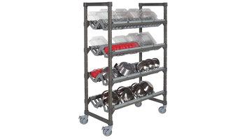 Cambro Camshelving Angled Drying Rack